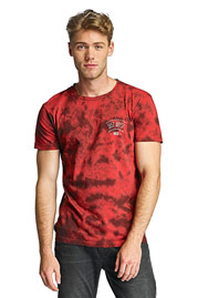 JUST RHYSE Nischni T-Shirt Red auf oboy.de