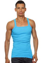 DARKZONE Ripp-Athletikshirt slim fit