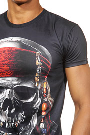 DARKZONE T-Shirt-Rundhals slim fit auf oboy.de