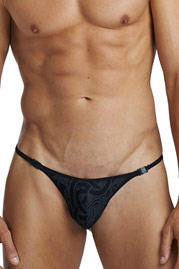 L´HOMME INVISIBLE DEVORE TATTOO String auf oboy.de