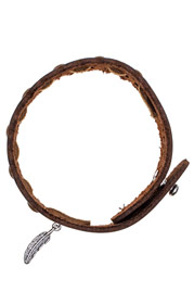 GETTO Armband FEATHER BRAID auf oboy.de