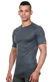 BLACKSPADE THERMAL T-Shirt Rundhals auf oboy.de