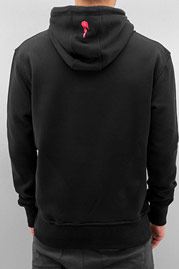 WHO SHOT YA? Dream Hoody Black auf oboy.de