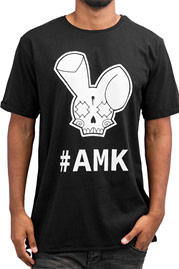 WHO SHOT YA  AMK T-Shirt Black auf oboy.de