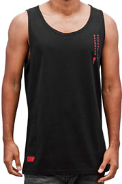 WHO SHOT YA  Chillibash Tank Top Black auf oboy.de