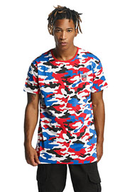 WHO SHOT YA  ChilliBash T-Shirt Camo auf oboy.de