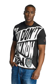 WHO SHOT YA  YouKnow T-Shirt Black auf oboy.de