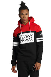 WHO SHOT YA  45shots Hoody Black auf oboy.de