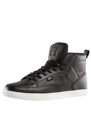 WHO SHOT YA  Sultan High Sneaker Black auf oboy.de