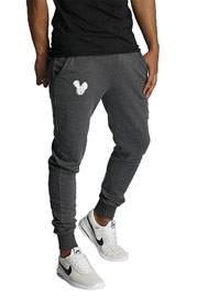 WHO SHOT YA  Woonun Xan  Sweat Pants Anthracite auf oboy.de