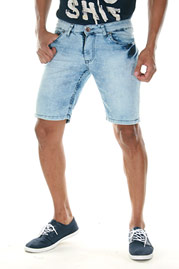 FIOCEO Denim Shorts auf oboy.de
