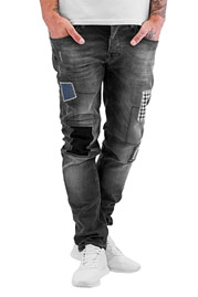 2Y Patches Jeans Grey auf oboy.de