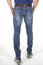 2Y Washed Jeans Blue auf oboy.de