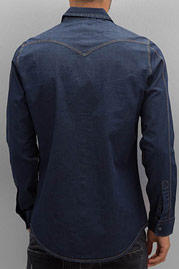 2Y Trey Shirt Dark Blue auf oboy.de