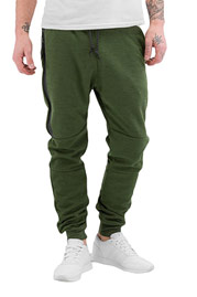 2Y London Sweatpants Khaki auf oboy.de