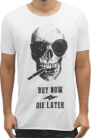 2Y Buy Now T-Shirt White auf oboy.de