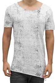 2Y Color Blobs T-Shirt White auf oboy.de
