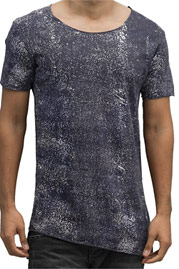 2Y Color Blobs T-Shirt Navy auf oboy.de