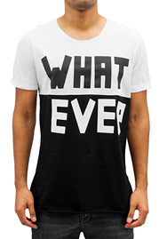 2Y What Ever T-Shirt Black auf oboy.de