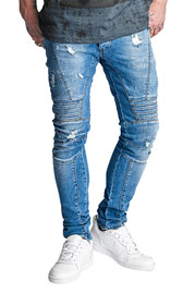 2Y Gang Gang Slim Fit Jeans Blue auf oboy.de