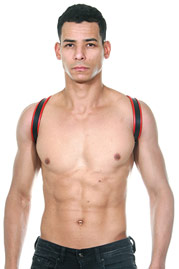 MISTER B Leather Sling Harness Premium auf oboy.de