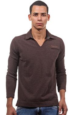 XINT Pololangarmshirt